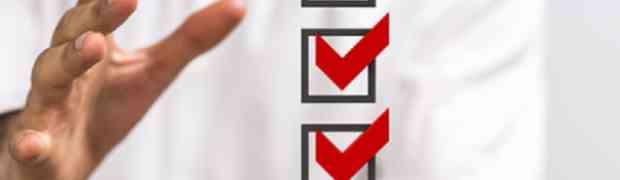 Satisfaction survey - creating a questionnaire