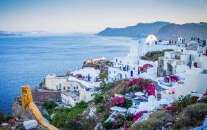 Vacnaces en Grèce